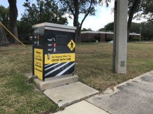 pedestrian safety - traffic control wraps