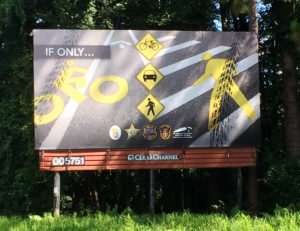 SJSO FDOT traffic safety billboard