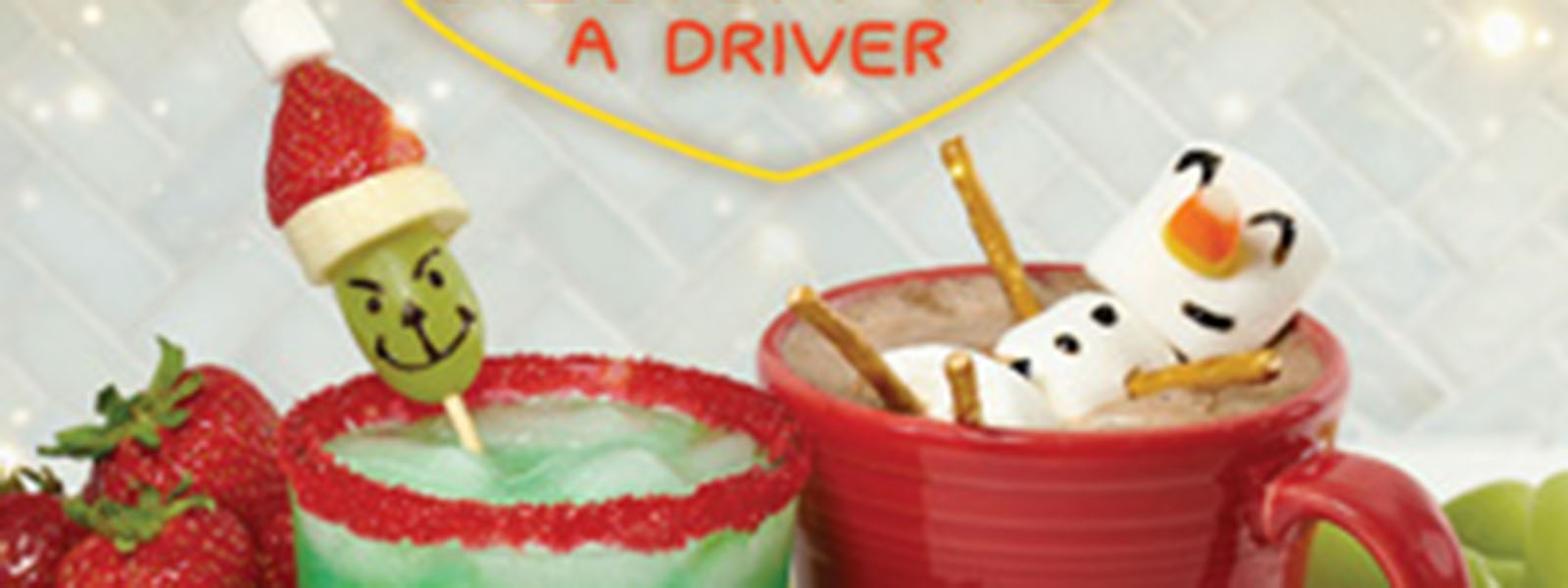 Recipes for the Road: Mocktails • Recipes • Safety Tips