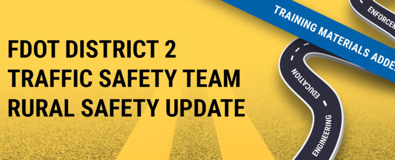 Traffic Safety Team Rural Meeting Materials Added