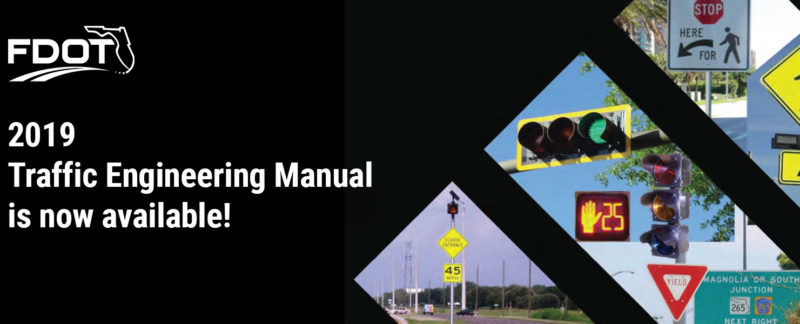 Traffic Engineering Manual cover graphic