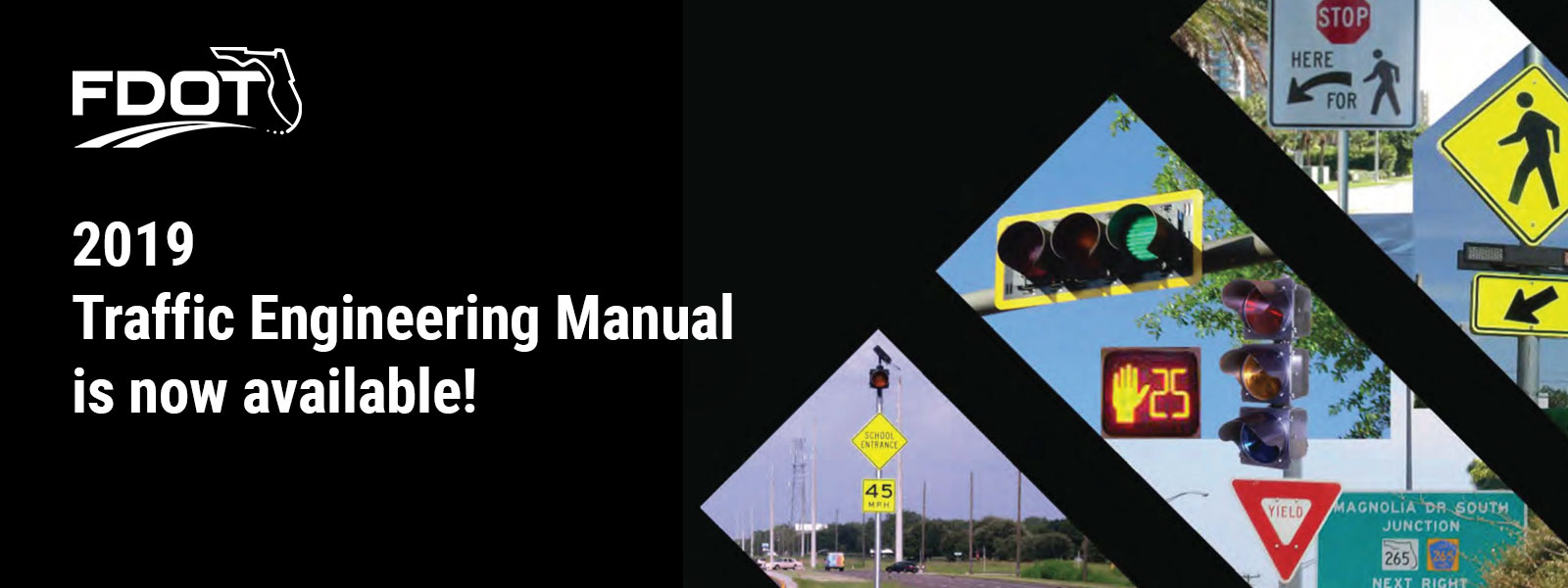 2019 Traffic Engineering Manual – Now Available!