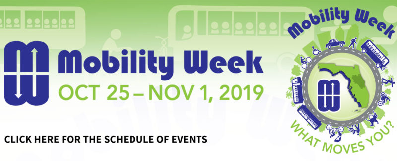 2019 Mobility Week Events