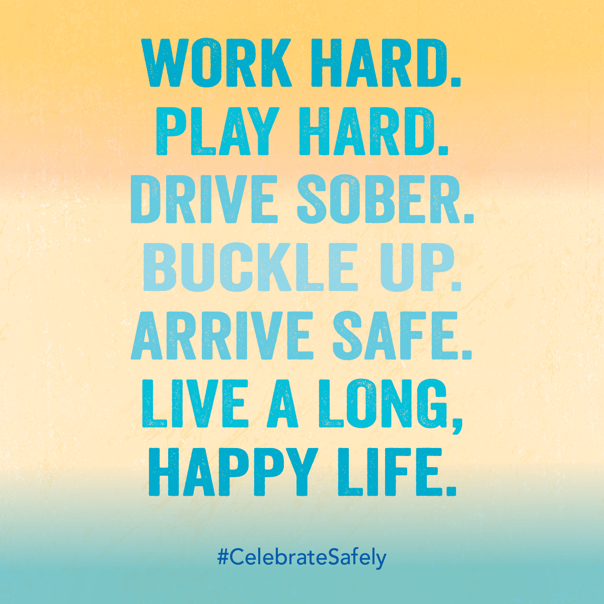 Labor Day Celebrate Safely