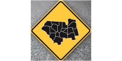 County Crash Data